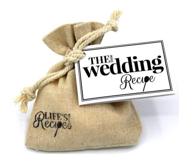 Little Wedding Recipe - Present Bag - Lifes Little Recipes