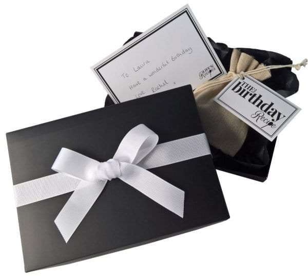The Little 17th Birthday Recipe - Gift Box - Lifes Little Recipes