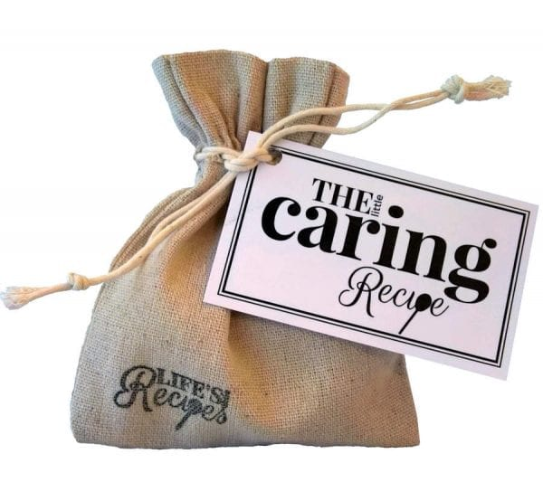 The Little Caring Recipe - Gift Bag - Lifes Little Recipes