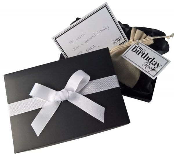 The Little Congratulations Recipe - Gift Box - Lifes Little Recipes