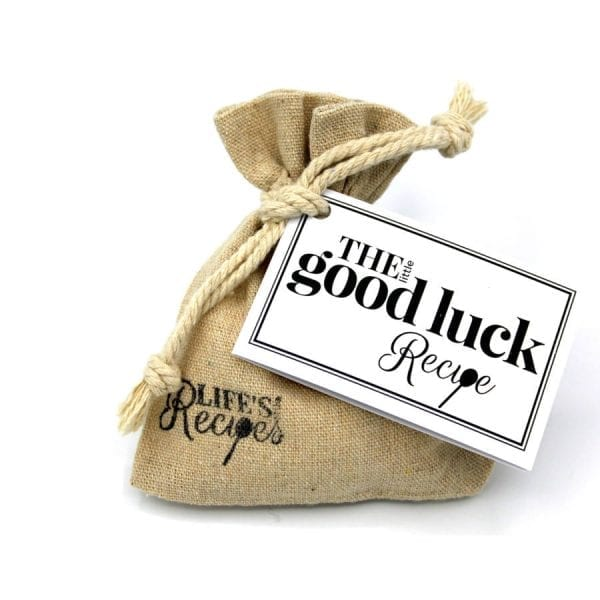 The Little Good Luck Recipe - Gift Bag - Lifes Little Recipes