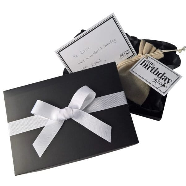 The Little Hug Recipe - Gift Wrapping - Lifes Little Recipes