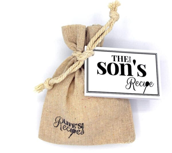 The Little Sons Recipe - Standard Bag - Lifes Little Recipes