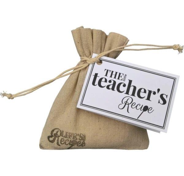 The Little Teachers Recipe - Standard Bag - Lifes Little Recipes