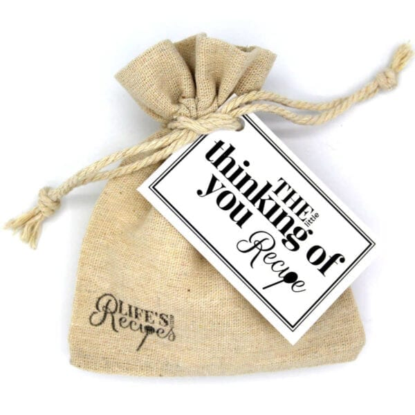 The Little Thinking of You - Standard Bag - Lifes Little Recipes