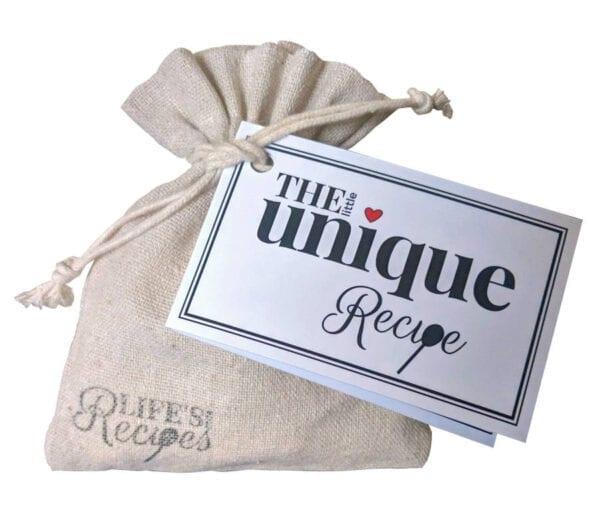 The Little Unique Recipe - Standard Bag - Lifes Little Recipes