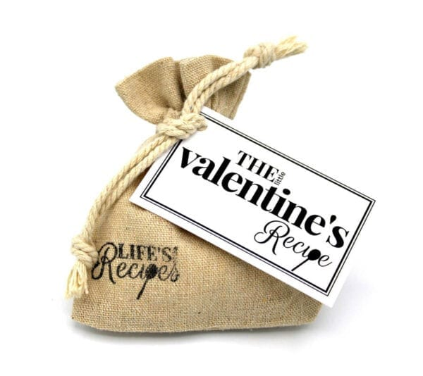 The Little Valentines Recipe - Standard Bag - Lifes Little Recipes