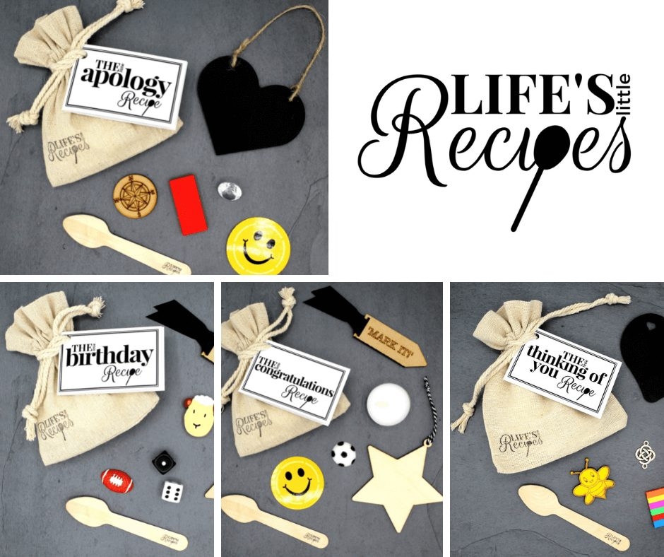 Welcome to our new Website-Recipe bags-Life's Little Recipes