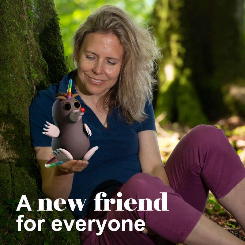 Mission for Unimole - A New Friend - Lifes Little Recipes
